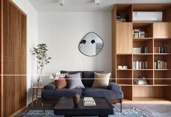 5-10万40平米小户型中式风格客厅装修效果图