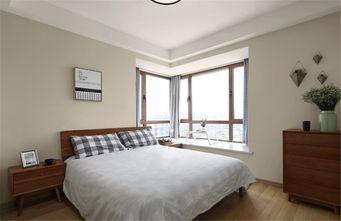 15-20万140平米三室两厅日式风格卧室图