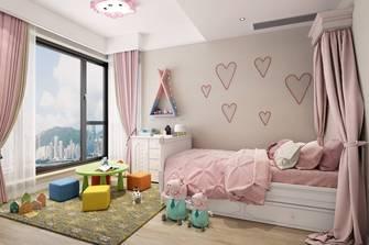 20万以上140平米复式欧式风格卧室效果图
