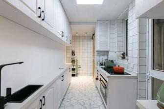 经济型60平米北欧风格厨房图片