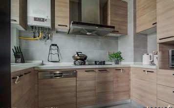 豪华型100平米英伦风格厨房效果图