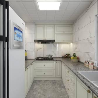 富裕型90平米三欧式风格厨房效果图