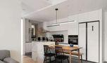 3-5万80平米地中海风格厨房装修图片大全