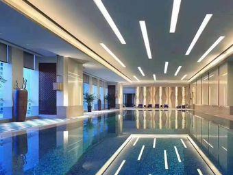西宁富力万达嘉华酒店游泳池