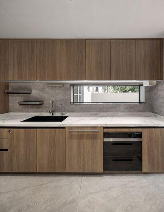 豪华型140平米别墅现代简约风格厨房效果图