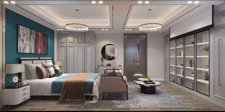豪华型140平米中式风格青少年房装修案例