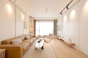 130平米四日式风格客厅图片大全