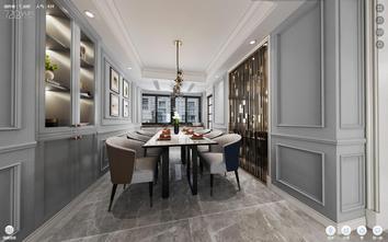 20万以上140平米三室一厅美式风格餐厅图片