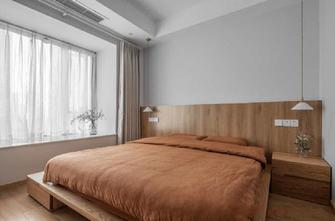 15-20万110平米三室两厅日式风格卧室装修效果图