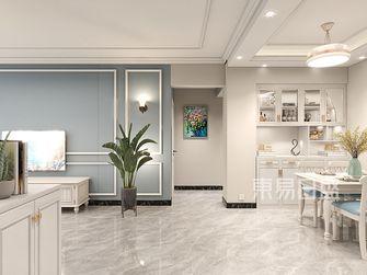 10-15万120平米三美式风格客厅欣赏图