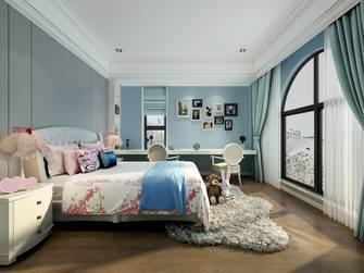 140平米别墅法式风格青少年房图片