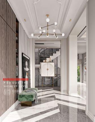 20万以上140平米别墅法式风格玄关效果图