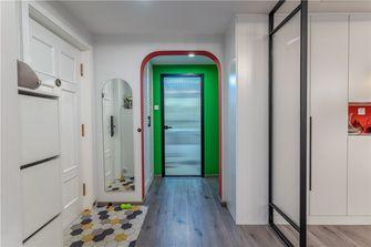 豪华型90平米三室一厅北欧风格走廊装修效果图