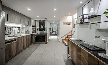 20万以上140平米复式北欧风格厨房欣赏图