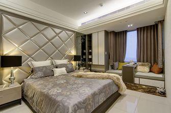 富裕型30平米以下超小户型轻奢风格卧室图