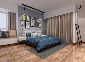 10-15万130平米田园风格卧室设计图