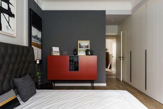 富裕型130平米三室一厅法式风格卧室图