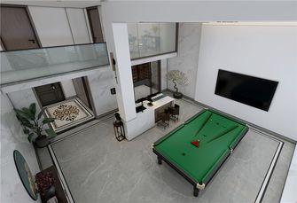 豪华型140平米别墅中式风格健身房装修案例