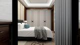 70平米一室一厅中式风格卧室设计图