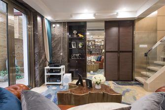 豪华型140平米三室两厅现代简约风格影音室效果图