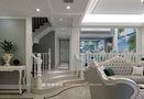 20万以上140平米复式欧式风格客厅装修图片大全