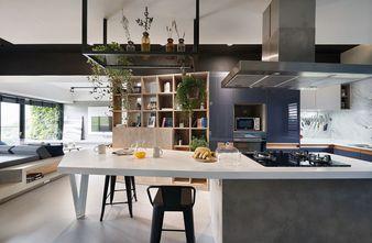 5-10万50平米公寓工业风风格餐厅效果图