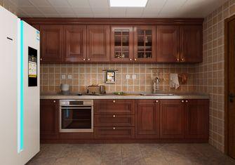 经济型140平米三美式风格厨房装修案例