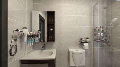 经济型90平米四室两厅中式风格卫生间设计图
