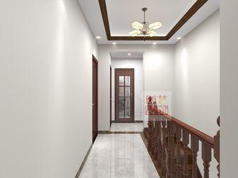 140平米三中式风格走廊装修效果图