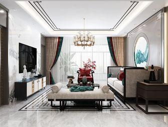 20万以上140平米四室四厅新古典风格餐厅欣赏图