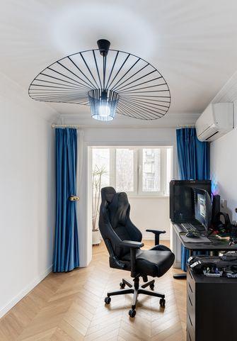 15-20万80平米三室一厅法式风格青少年房装修图片大全