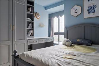 5-10万100平米美式风格卧室设计图