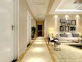 5-10万140平米四现代简约风格走廊图