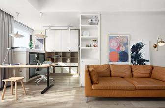 20万以上110平米四室一厅北欧风格客厅装修案例