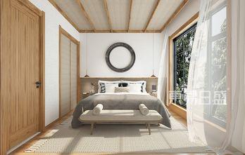 20万以上140平米别墅田园风格卧室图片大全