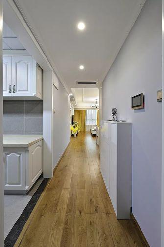 110平米三室一厅美式风格玄关装修案例