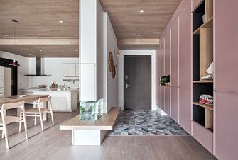 10-15万140平米三室一厅日式风格玄关图