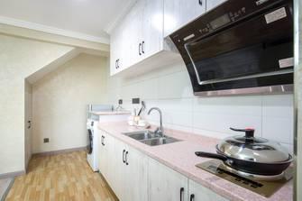 15-20万80平米一居室现代简约风格厨房设计图