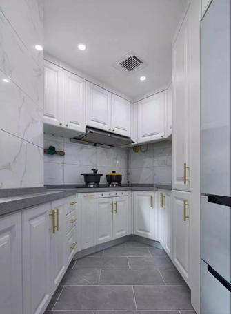 70平米美式风格厨房图片