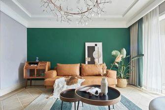 5-10万100平米一室一厅北欧风格客厅欣赏图