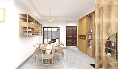 经济型90平米三室两厅中式风格餐厅图片