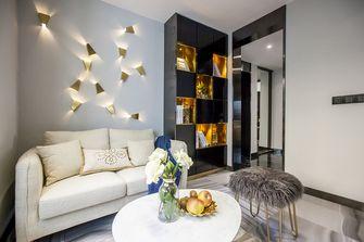 50平米小户型轻奢风格客厅图片大全