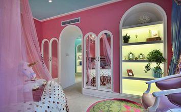 140平米别墅混搭风格卧室欣赏图