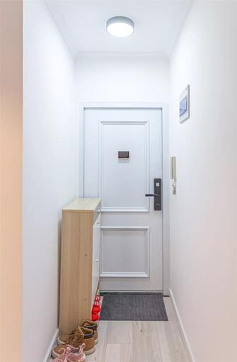 5-10万60平米一室一厅现代简约风格玄关装修效果图