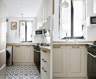 5-10万40平米小户型法式风格厨房欣赏图