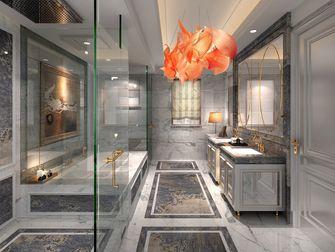 豪华型140平米法式风格卫生间装修案例