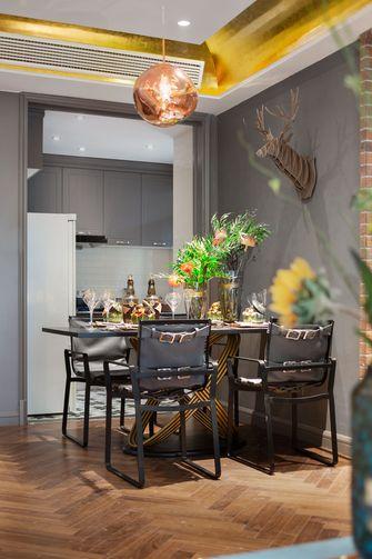 经济型100平米新古典风格餐厅设计图