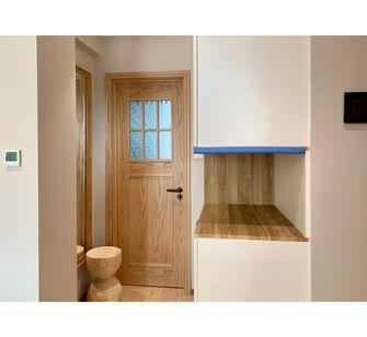 豪华型130平米三室两厅美式风格玄关装修案例