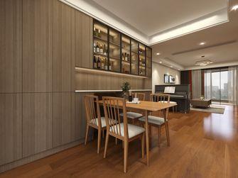 10-15万120平米三室三厅中式风格餐厅装修案例
