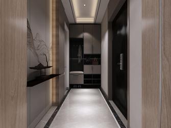 豪华型140平米四室两厅轻奢风格玄关装修案例